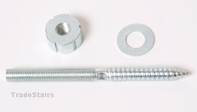 wholesale prices on the 100mm handrail bolt fixings