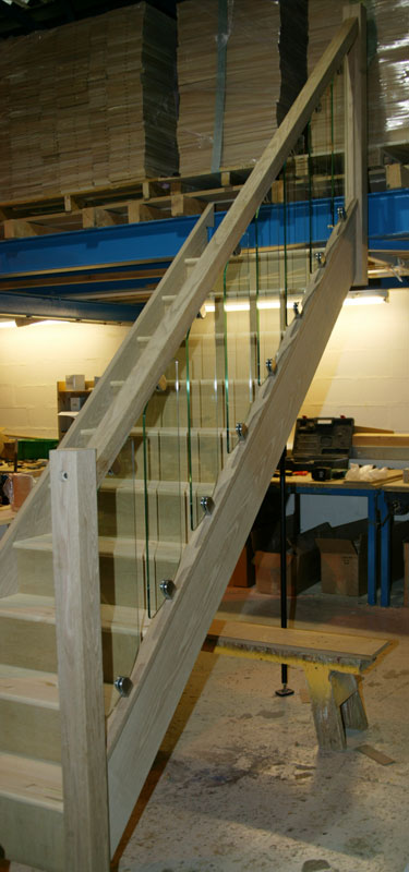 S-vision Glass balustrades